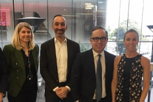 Meeting with Qantas Group CEOs