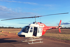 Redundancy pay win for Becker Helicopter pilots