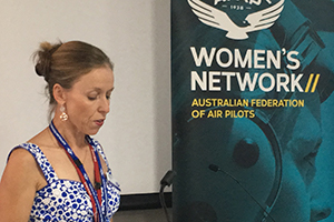 IWD2019 joint AFAP & Civil Air event